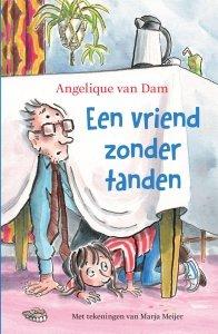 Paperback: Een vriend zonder tanden - Angelique van Dam