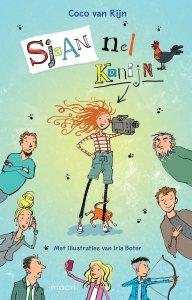 Paperback: Sjaan Nel Konijn - Coco van Rijn