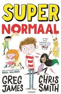 Paperback: Super Normaal - Greg James en Chris Smith