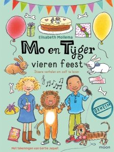 Digitale download: Mo en Tijger vieren feest - Elisabeth Mollema
