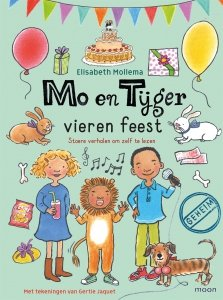 Gebonden: Mo en Tijger vieren feest - Elisabeth Mollema
