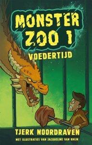 Gebonden: Monster Zoo 1 - Tjerk Noordraven