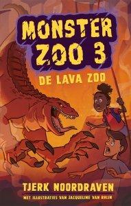 Tjerk Noordraven, illustrated by Jacqueline van Rhijn - Monster Zoo 3