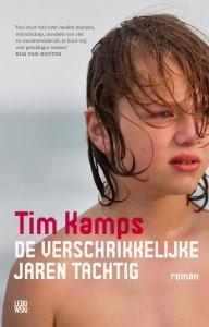 Paperback: De verschrikkelijke jaren tachtig - Tim Kamps
