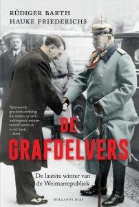 Paperback: De grafdelvers - Rüdiger Barth en Hauke Friederichs