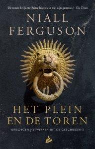 Paperback: Het plein en de toren - Niall Ferguson