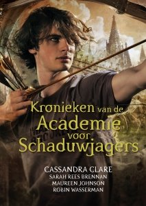 Paperback: Kronieken van de Academie voor Schaduwjagers - Cassandra Clare