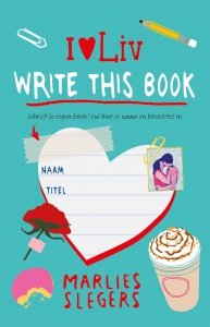 Paperback: Write this book - Marlies Slegers