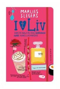 Paperback: I love Liv 2 - Marlies Slegers