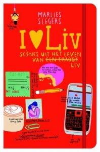 Paperback: I love Liv 1 - Marlies Slegers