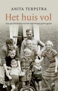 Paperback: Het huis vol - Anita Terpstra