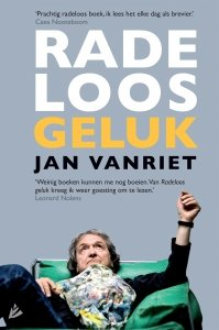 Paperback: Radeloos geluk - Jan Vanriet