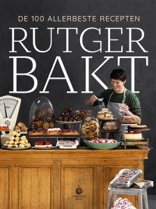 Gebonden: Rutger bakt de 100 allerbeste recepten - Rutger van den Broek