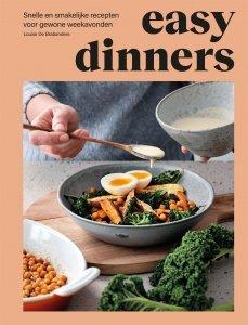 Gebonden: Easy dinners - Louise De Brabandere