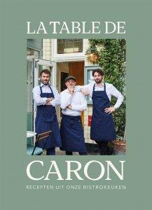 Gebonden: La Table de Caron - Familie Caron