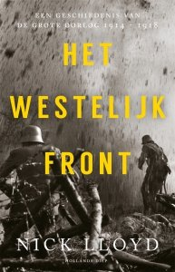 Paperback: Het westelijk front - Nick Lloyd