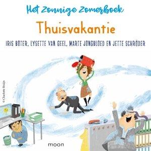 Audio download: Het zonnige zomerboek – Thuisvakantie - Diverse auteurs