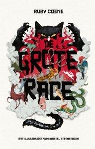 Ruby Coene, illustrated by Kristel Steenbergen - De Grote Race