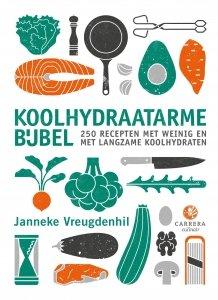Janneke  Vreugdenhil - Koolhydraatarme bijbel