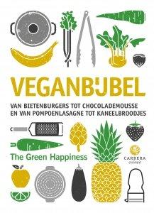 Gebonden: Veganbijbel - The Green Happiness