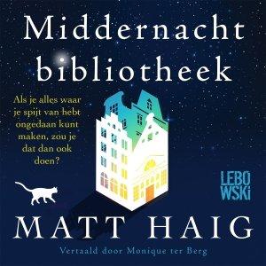 Audio download: Middernachtbibliotheek - Matt Haig