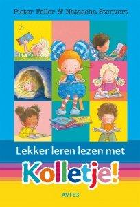 Gebonden: Lekker leren lezen met Kolletje! - Pieter  Feller