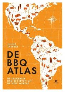 Gebonden: De BBQatlas - Julius  Jaspers