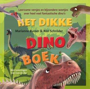 Gebonden: Het dikke dinoboek - Marianne Busser & Ron Schröder