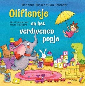 Gebonden: Olifientje en het verdwenen popje - Marianne Busser & Ron Schröder