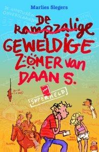Paperback: De rampzalige geweldige zomer van Daan S. - Marlies Slegers