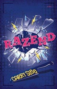 Gebonden: Razend - Carry Slee