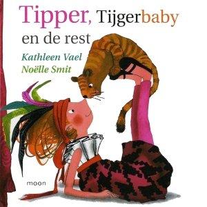 Audio download: Tipper, Tijgerbaby en de rest - Kathleen Vael
