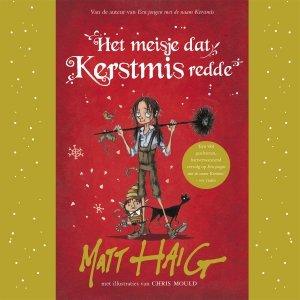 Audio download: Het meisje dat Kerstmis redde - Matt Haig
