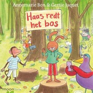 Audio download: Haas redt het bos - Annemarie  Bon