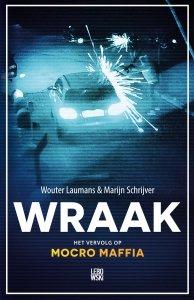 Paperback: Wraak - Wouter Laumans & Marijn Schrijver