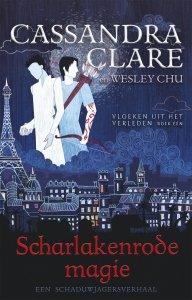 Paperback: Scharlakenrode magie - Vloeken uit het verleden 1 - Cassandra Clare