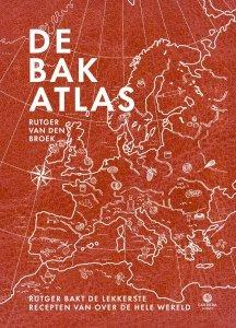 Gebonden: De bakatlas - Rutger van den Broek