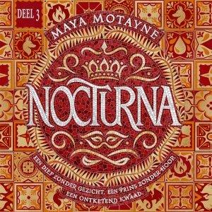 Audio download: Nocturna - deel 3 - Maya Motayne