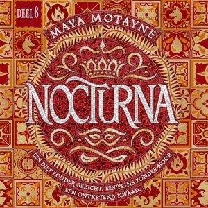 Audio download: Nocturna - deel 8 - Maya Motayne