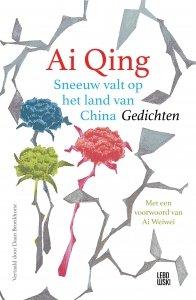 Paperback: Sneeuw valt op het land van China - Ai Qing