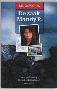 Paperback: De zaak Mandy P. - R. Goverde