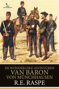 Digitale download: De wonderlijke avonturen van Baron von Münchhausen - R.E.  Raspe