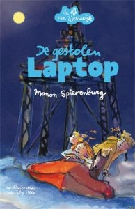 Gebonden: De laptop van professor Steen - Manon Spierenburg