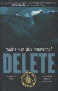 Paperback: Delete - Juultje van den Nieuwenhof