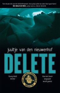 Digitale download: Delete - Juultje van den Nieuwenhof