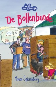 Digitale download: De bollenbende - Manon Spierenburg