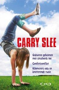 Paperback: Geklutste geheimen met strafwerk toe; confetticonflict; kilometers cola en knetterende ruzie - Carry Slee