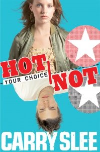 Paperback: Lover of loser and hot or not - Carry Slee
