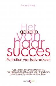 Digitale download: Het geheim van haar succes - Carla Schenk