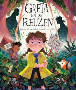 Gebonden: Greta en de reuzen - Zoë Tucker